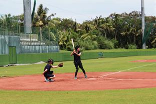 グアム野球大会